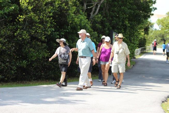 Centennial Walking